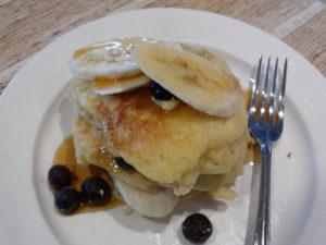 Kefir Milk Pancakes