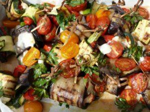 grilled involtini