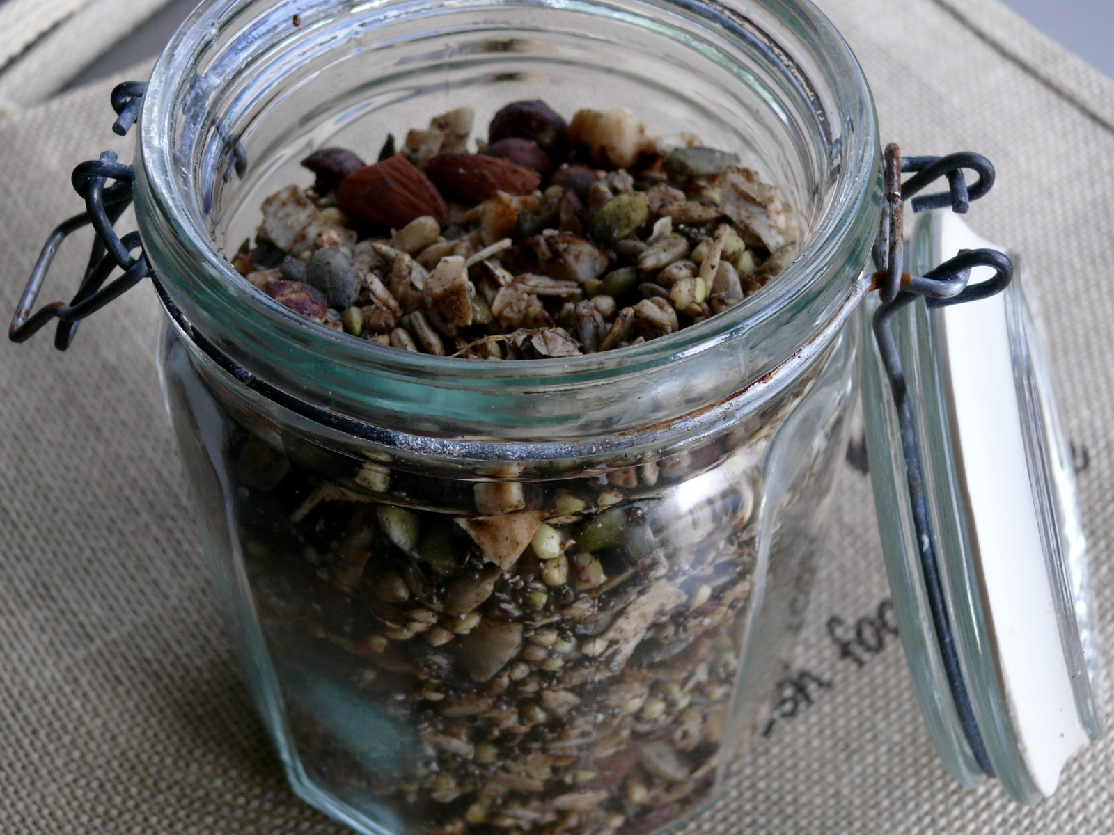 seed and nut mix