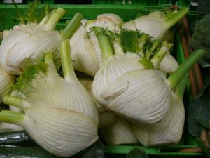 market fresh fennel
