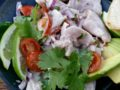 Delicious and Easy Raw Fish Kokoda