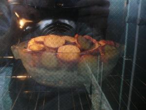 lentil mushroom and kumera bake