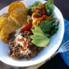 lentil and black bean chilli