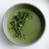 spring green vegetable soup