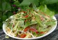 A Vietnamese Noodle Salad or Rice Paper Rolls