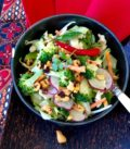 Weeknight Asian Chicken Salad