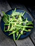 Simple and Sophisticated Summer Green Bean Salad