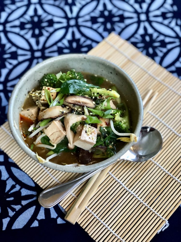 miso bone broth