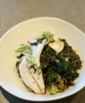 Weekday Black Rice and Quinoa Meals