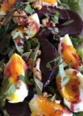 Autumn Beetroot salad